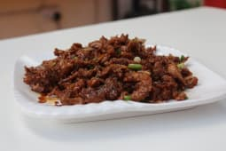 Chili honey pork