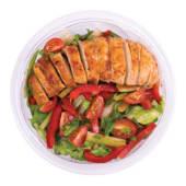 Салат з медовою куркою (400г)