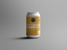 9MTA Hoppy Lager 4.5% 355ml