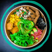 Acevichado bowl (Vegano)