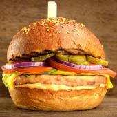 Meniu Cheeseburger pui
