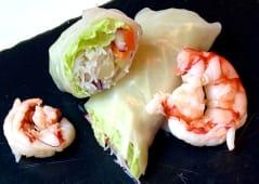 Vietnamese Shrimp Roll