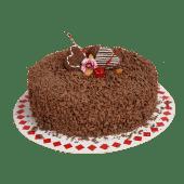 Torta de chocolate (12 pzas.)