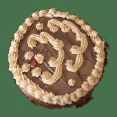 Tarta de chocolate (10 Pzs.)