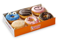 Caja de 6 Dunkins