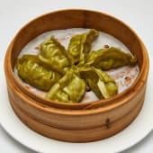 #106 Jiazhi (gyoza) relleno de verdura