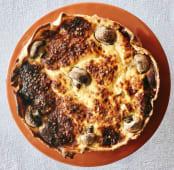Quiche de Bacalhau e Espinafres | inteira (cerca de 1,5kg) - Assada