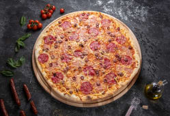 Піца М'ясна (650г)