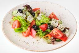 Грецький салат з сиром Фета та прованськими травами (250г)