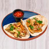 Tacos de pollo (2 Uds.)