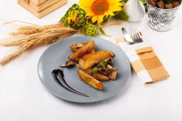 Картопля, смажена з грибами (300г)