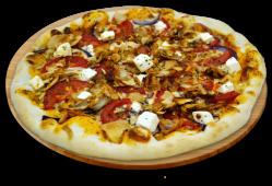 Pizza Ladenia pui
