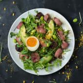 Салат з телятиною (250г)