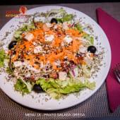 Menu 18 - Prato de Salada Grega