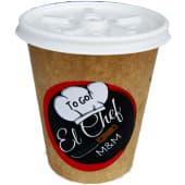 Café con leche (8 oz.)