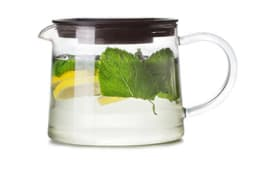 Чай свіжа м'ята з лимоном (500мл)