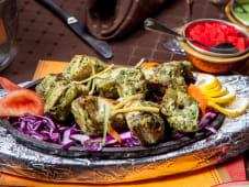 Kastoori kebab