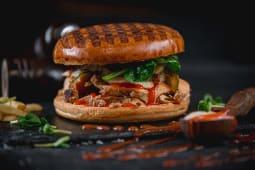 Чікен Бургер(fries) (410г)