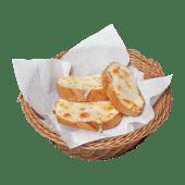 Хлеб с моцареллой