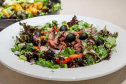 Salada Polvo