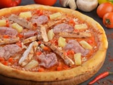Піца Сицилійська (410г/30см)