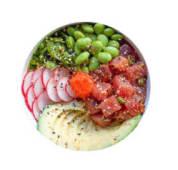 Poke spicy tuna