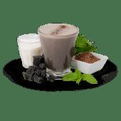 Carbon Latte (300 ml.)