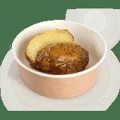 Cartofi copți cu cimbru și rozmarin