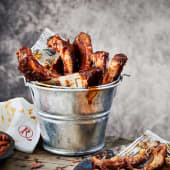 Ribs bucket hot