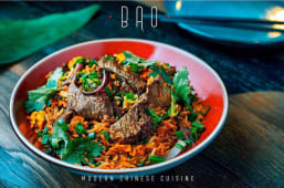 Рис з яловичиною (350г)