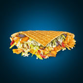 Cheesy Waffle