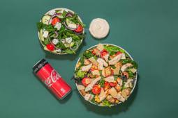 Combo lunch & merenda
