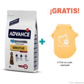 Smarty Pack Advance Adulto Sensitive - Cordero & Arroz 3 kg