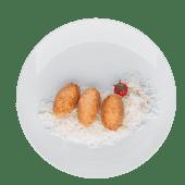 Котлетки від шефа з рисом (300г)