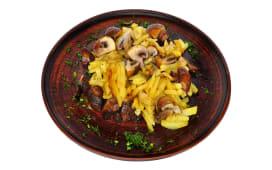 Картопля по-домашньому, з грибами (200г)