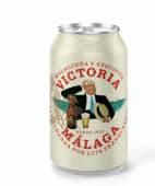 Cerveza Victoria rubia malagueña (33 cl.)
