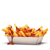 Bacon King Fries