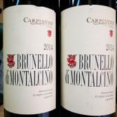 Vino Rosso Brunello di Montalcino 2014