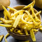 Patatas ración