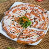 Pizza Nacion De Salmon Ahumado