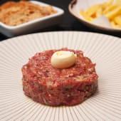 Steak Tártar De Buey De Corte Clásico