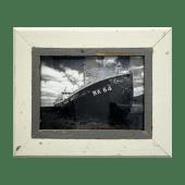 Cornice in legno recuperato 34x43 AC