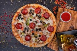 Pizza Fierbintica