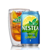 Nestea Té Negro Limón lata 330ml.