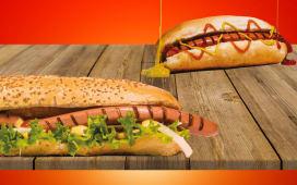 Hotdog mic