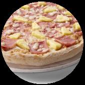 Telepizza hawaiana