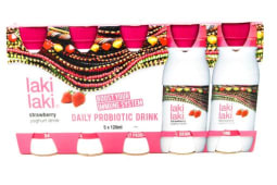 Laki Laki Probiotic Strawberry (5pack) 120ml