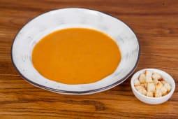 Крем суп из чечевицы