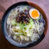 Yasai miso ramen vegetariano (200 g.)