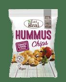Chips de Poids Chiche / Tomate-Basilic